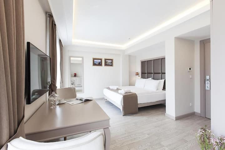 Galata Grace Hotel Deluxe Sea View Room &Breakfast