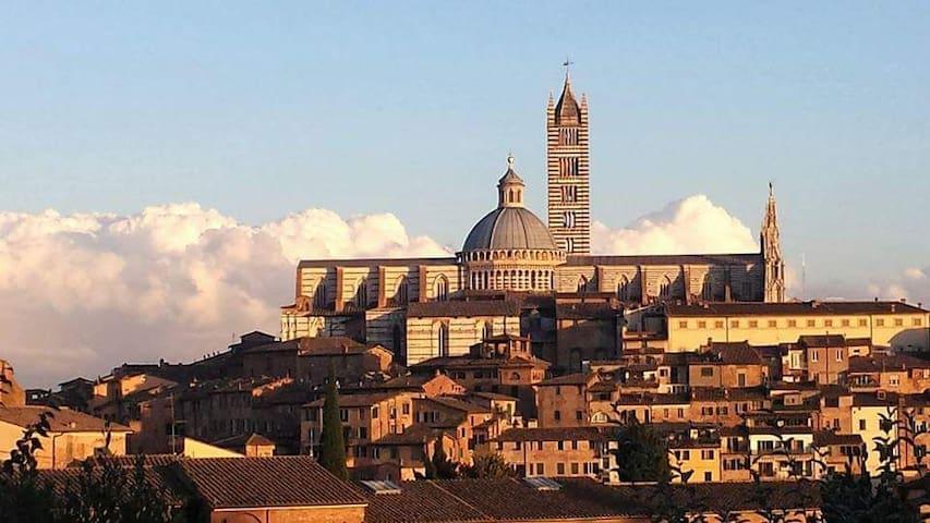 Vacanza a Siena da Simo&Frank