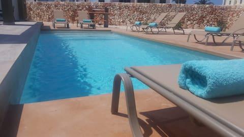 Tolle Villa für 10 Personen in der Nähe von Ciutadella