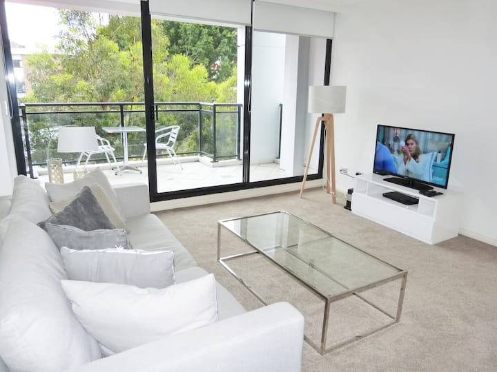 Modern large one bedroom Apartment in St Leonards