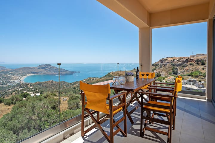 Sellia Resort  Excl2 (NEW) - Incredible Sea View