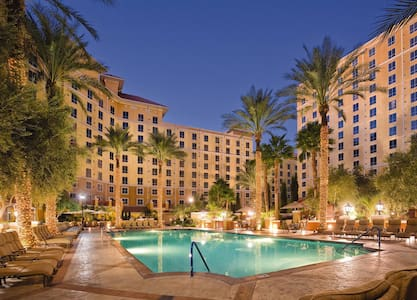Wyndham Grand Desert 1 BR Suite, SATURDAY Check-In