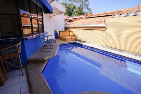Club Punta Leona house with private pool