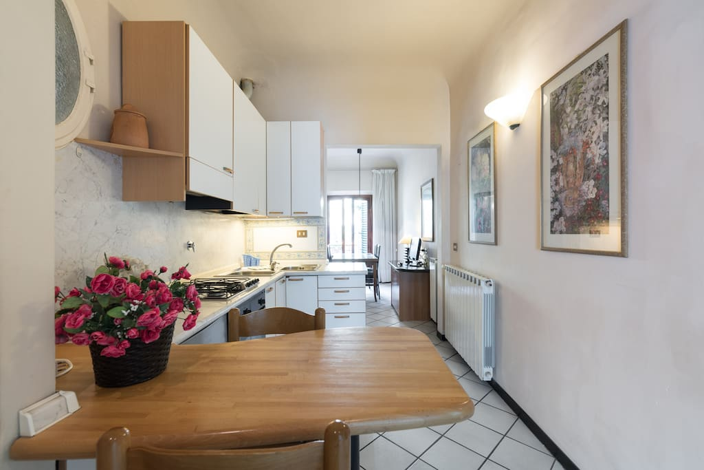 Florence city centre apartment 2 pax