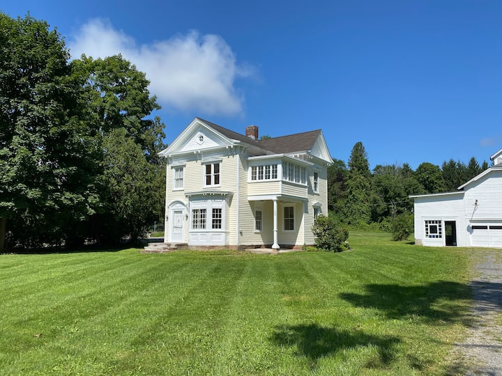 Gorgeous 150 Year Old Millbrook Farmhouse