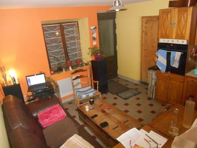 Studio à l'entrée du Vercors, proche Métro. de Gre - Engins  - บ้าน