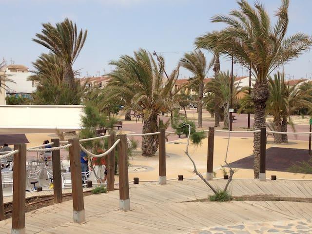 Coqueta Casita Cerca del Mar Mediterráneo - El Mojón - Lägenhet