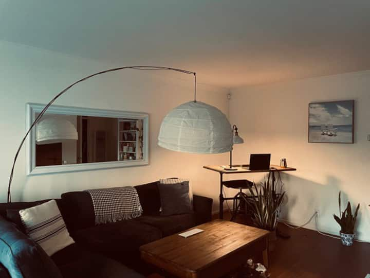 Luxe Flat with Numerous High-End Amenities