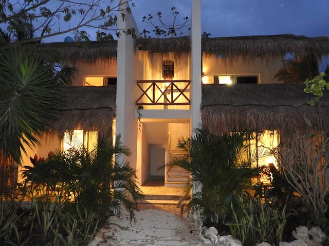Casa Otoch -1- Studio with private jungle terrace - Tulum - Apartmen