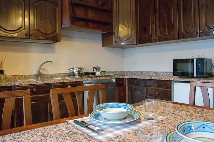 Appartamento Classico in Villa