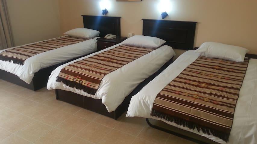 Delilah Hotel Madaba / Triple Room