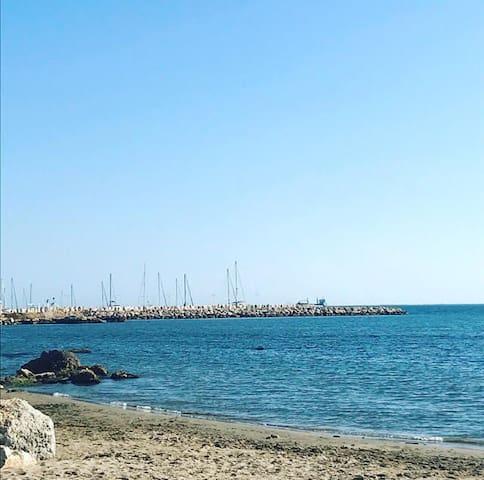 Maison de plage à Fos sur Mer