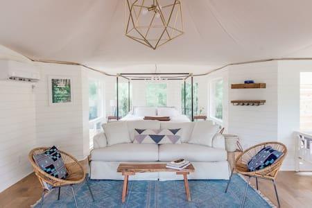 Little Dipper Safari Tent at Wahwahtaysee Resort