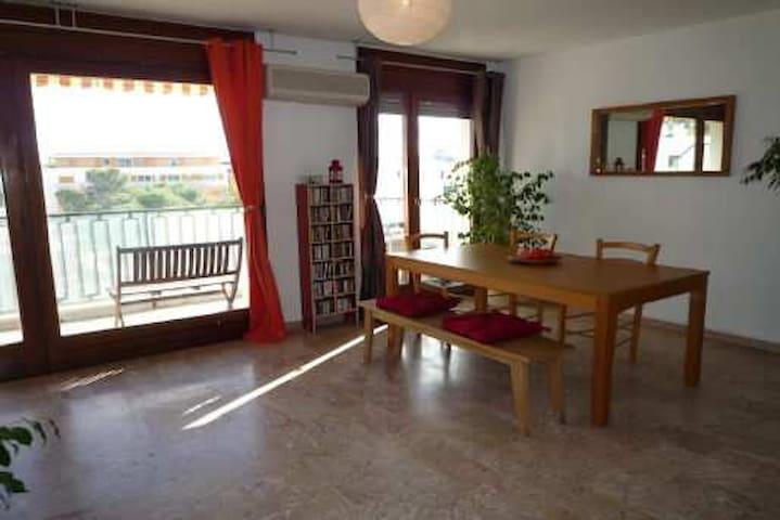Chambre dans un appartement de 105 m2 - Montpellier