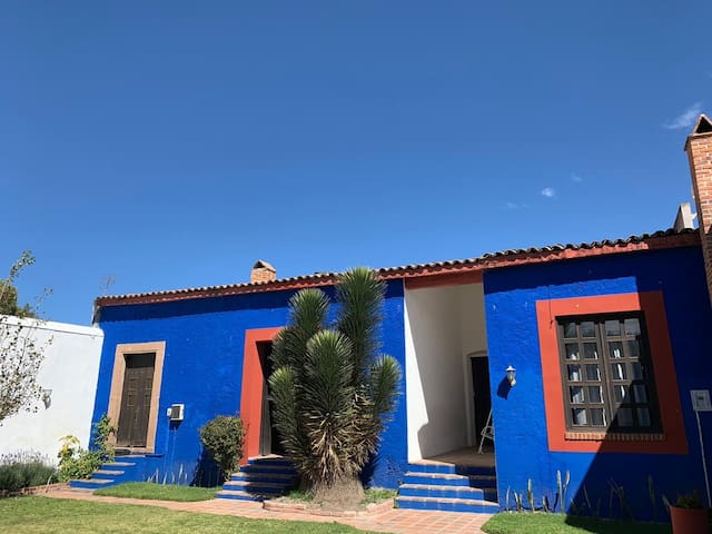 Casa Natalia, casa de campo tipo hacienda