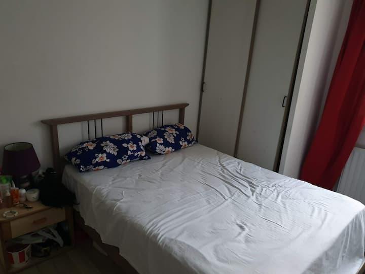 Appartement lumineux et tres confortable
