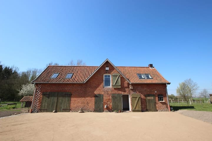 Ferienwohnung (Nr. 2) im  restauriertem Heizhaus