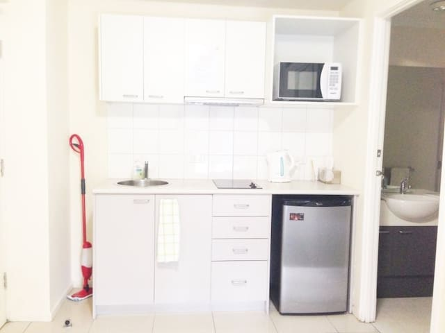 PRIVATE ROOM IN CBD HEART-  BEST PRICE!! VACANT - Melbourne - Apartment