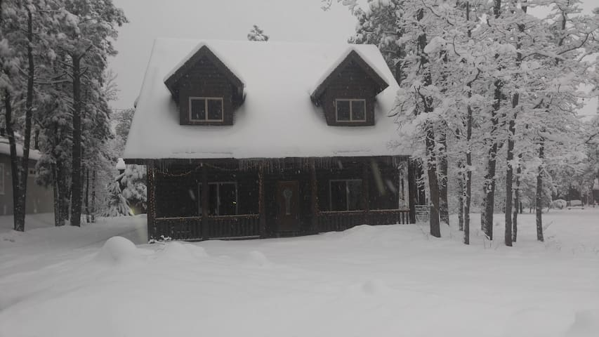 Great snow this winter!