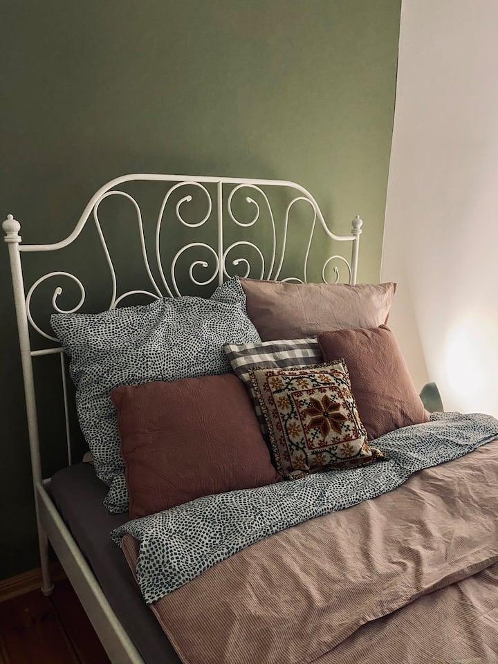 Süße Wohnung für Frauen
