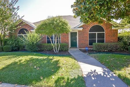 Lovely Vacation Home in the DFW Area - Lewisville - Ház
