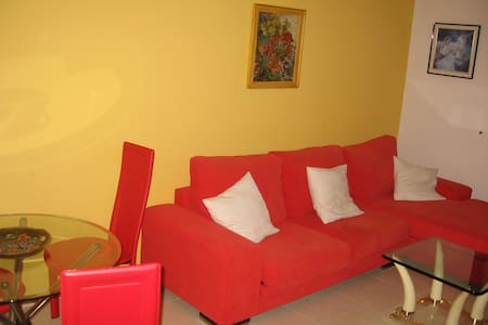 Room with seaview in La Cala close to beach&forest - 贝尼多姆 - 公寓