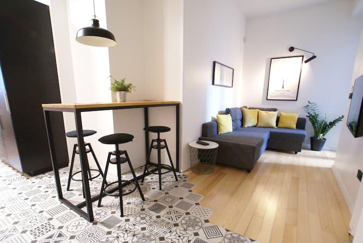 Fingerprint Tree - Hotel standard apartment