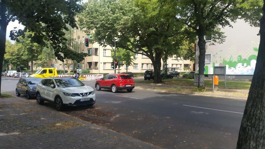 Berlin Weddin-Reinickendorf nähe Zentrum