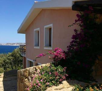 Splendido appartamento sul mare a Valle dell'Erica - Valle Dell'Erica - Daire