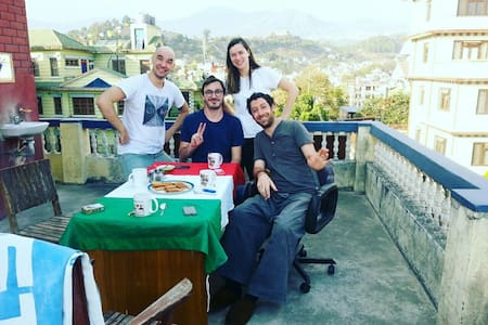 Friendship Home Stay-Nepali Familys - Katmandu - Casa