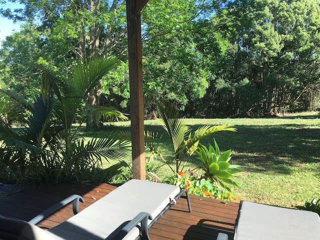 Saranah Studio on 90 Acres - Bangalow - Diğer