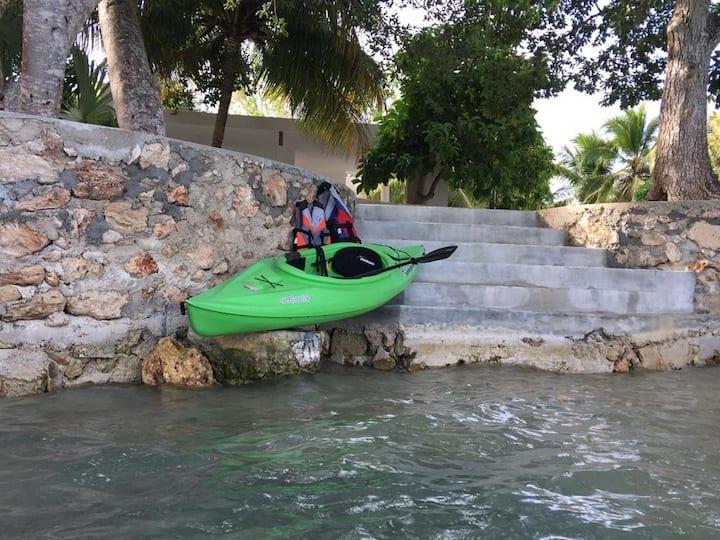 LA QUINTA PÉREZ Casa de verano al pie de Laguna