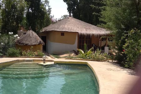 Campement Le Cormoran - Dangane - Bed & Breakfast