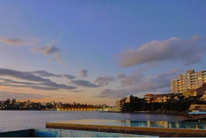 WATERFRONT ON MANLY HARBOUR#