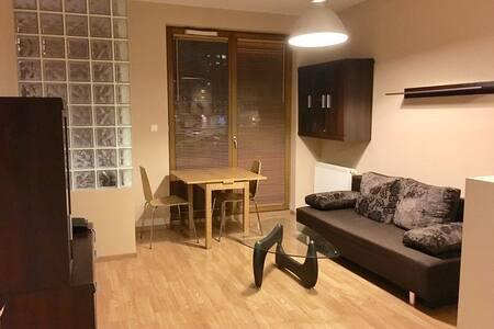 Apartment near airport/city center - Warszawa