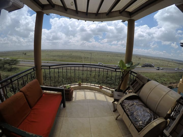 Great View of Nairobi National Park