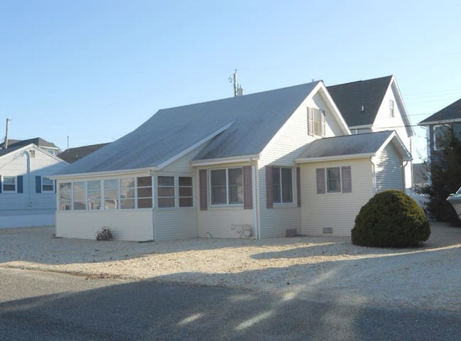 Shore house 5 minutes walk to beach - Lavallette - Casa