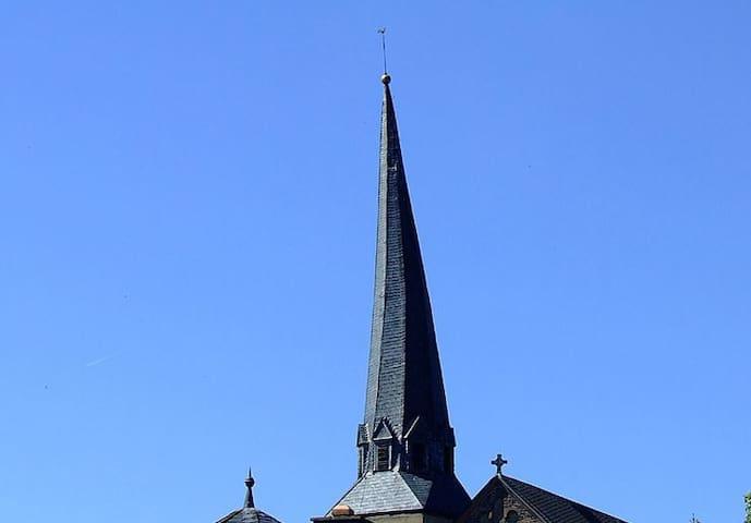 FeWO am schiefen Turm in Kaisersesch