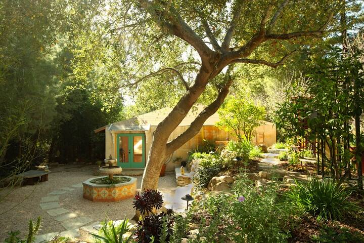 Peaceful Retreat Sanctuary (w/yoga & wellness)