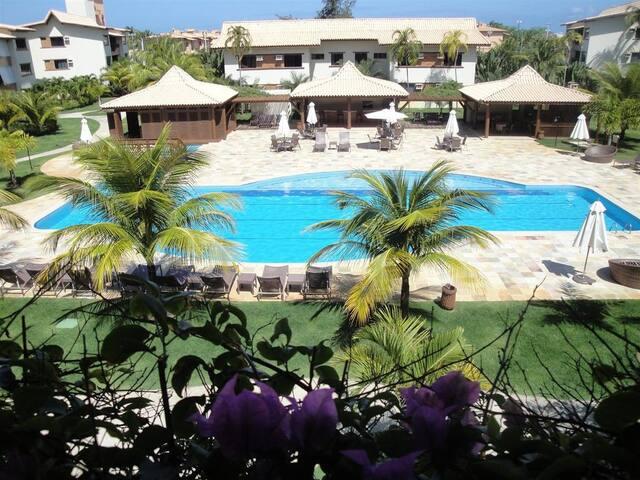 Genipabu Summer Residence - Nascente total