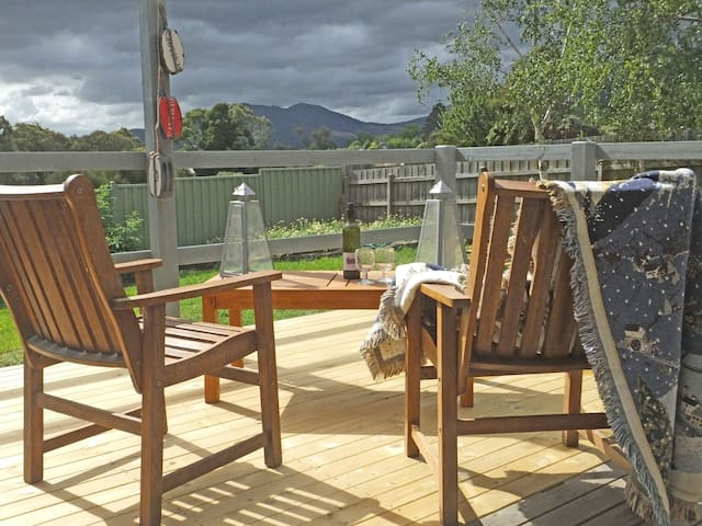 Yarra Valley - Soaring Ceilings and Mountain Views - Yarra Junction - Hus