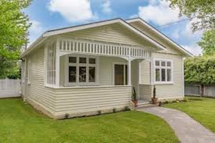 Beautiful House Right in the Heart of Greytown