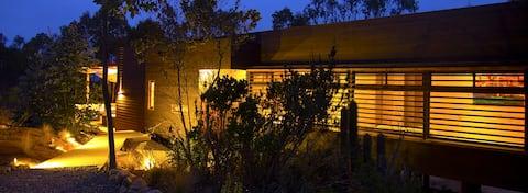 Espectacular Casa en Bosquemar de Tunquen.