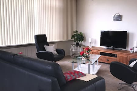 New 2 person Appartement / 25 km from Amsterdam