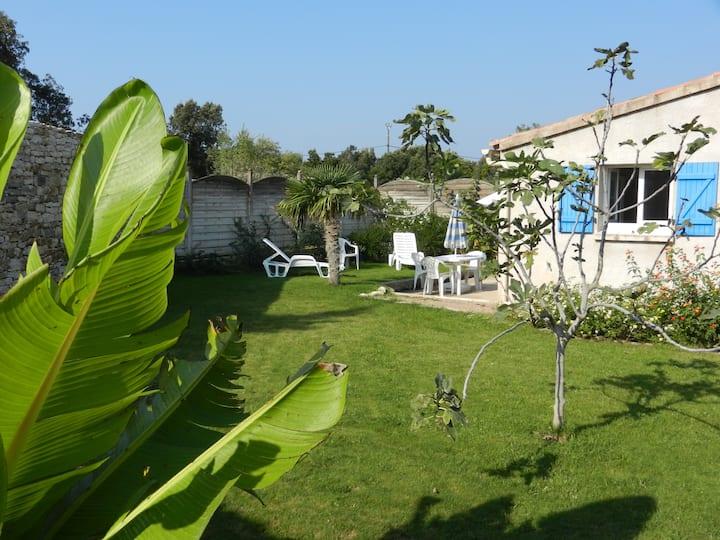 Mini Villa *** proche des plages et de Bonifacio
