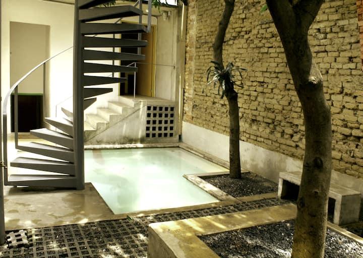 Casa patrimonio Premio Bienal de arquitectura-2