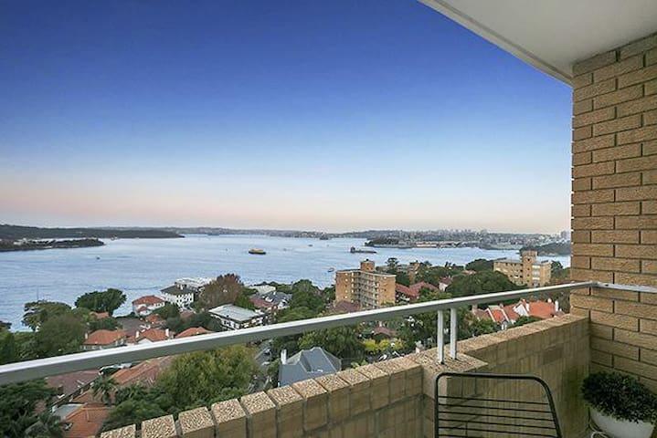 CBEL2-Stunning Panoramic Sydney Harbour views
