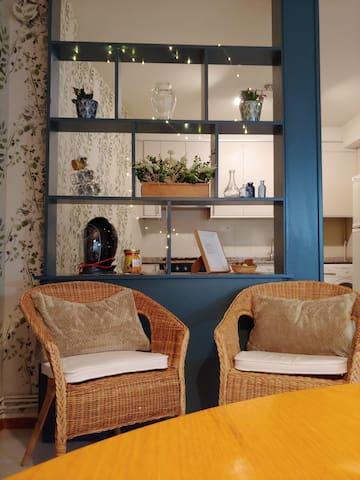 Lo Peressall Blau - Apartament a Tremp