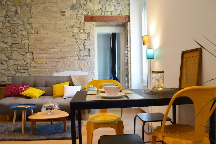 ☼ Beautiful & bright apartment in the city center