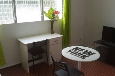 Grand studio neuf - 法兰西堡 (Fort-de-France) - 公寓